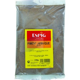 PIMENT JAMAIQUE MOULU - Sachet 100g -