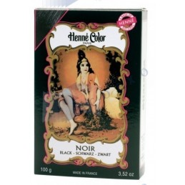 HENNE COLOR NOIR -Boite -