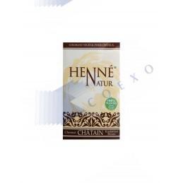 HENNE CHATAIN - Boite -