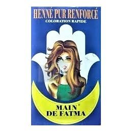 HENNE MAIN DE FATMA - Boite -