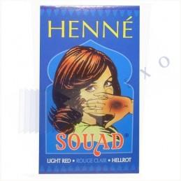 HENNE SOUAD - Boite -