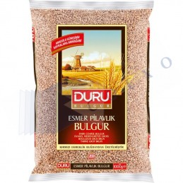BOULGOUR BRUN GROS - Unité 1kg - DURU