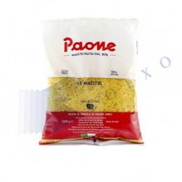 PATE VERMICELLE n°83 - Sachet 500g - PAONE