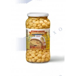 POIS CHICHES - Bocal 540g -  CISTER