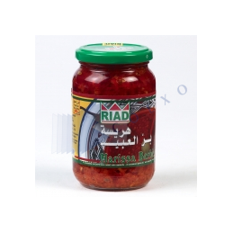 HARISSA BERBERE - 37cl  - Riad