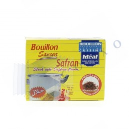 BOUILLON SAFRAN - Boite de...