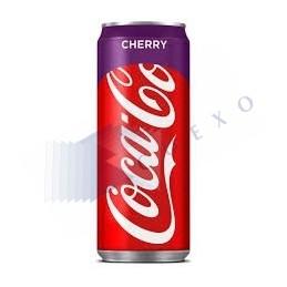 Canette COCA COLA CHERRY -...
