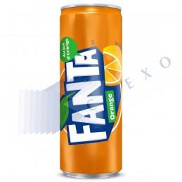 Canette FANTA ORANGE -...