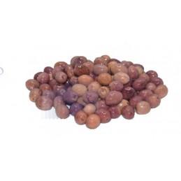 Olive violette tailladée...