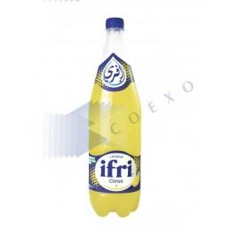 IFRI CITRON JAUNE PET - 1,25L