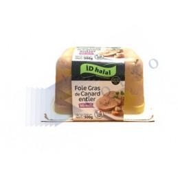 Foie gras entier mi-cuit -...