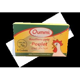 BOUILLON DE POULET OUMMI