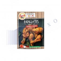 PAPILLOTES PAPRIKA TOMATE -...
