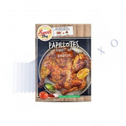 PAPILLOTES BARBECUE -...