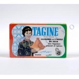 SARDINE TAGINE - Unité 125g -