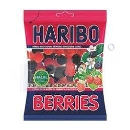 Haribo Berries - Unité 80g