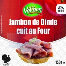 JAMBON DE DINDE CUIT AU...