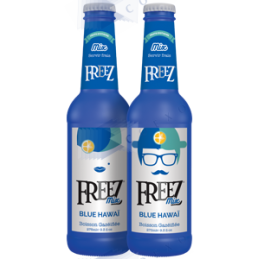 FREEZ MIX BLUE HAWAI  275ml