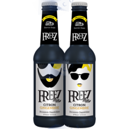 FREEZ MIX CITRON GINGEMBRE 275ml
