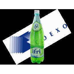 IFRI POMME VERTE PET - Unité 1.25L