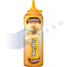 SAUCE CHEEZY EASY - Unité 500ml NAWHAL'S