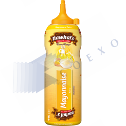 SAUCE MAYO EXTRA - Unité 500ml NAWHAL'S