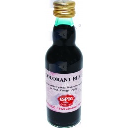 COLORANT PATISSERIE - 50ml - BLEU