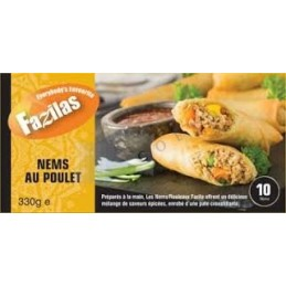 """Nems Poulet - Unité 330g - """"Fazilas"""""""