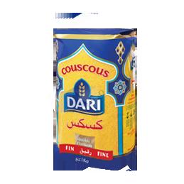 COUSCOUS  FIN - Unité 1kg - DARI