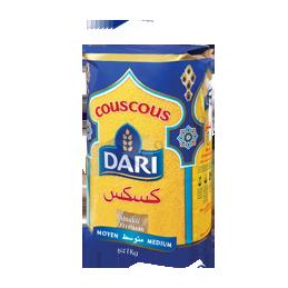 COUSCOUS  MOYEN - Unité 1kg - DARI