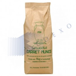 COUSCOUS FIN - Sac 5kg - CARRET MUNOS
