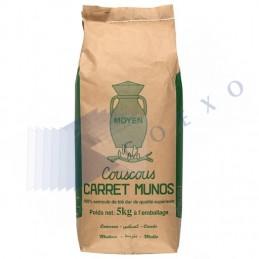 COUSCOUS CARRET MUNOS MOYEN 5kg