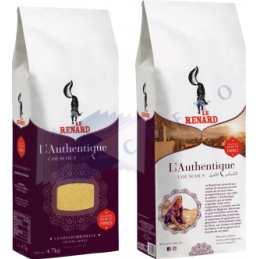 Couscous authentique - sac 4,75 Kg - Le Renard