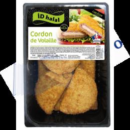 CORDON DE VOLAILLE - Unité 1 Kg - ID HALAL