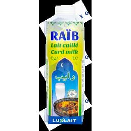 LUXLAIT RAIB - Unité 1L -