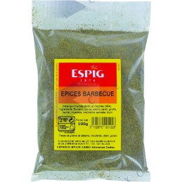 EPICES BARBECUE - Sachet 100g -